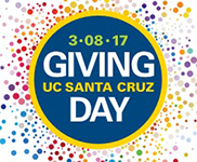 3·08·17 Giving Day UC Santa Cruz