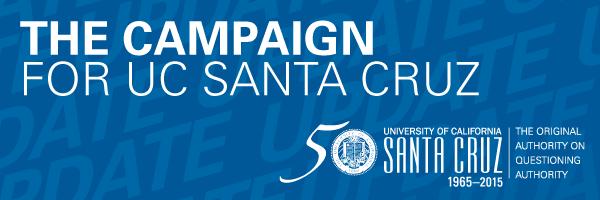 The Campaign for UC Santa Cruz