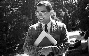 g william (bill) domhoff, professor of psycology portrait