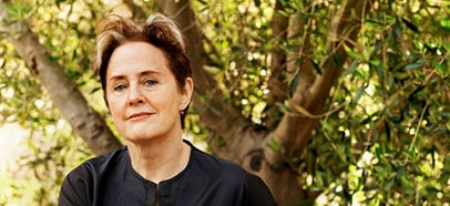 alice waters portrait