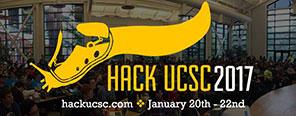 Hack UCSC 2017, hackucsc.edu, January 20–22