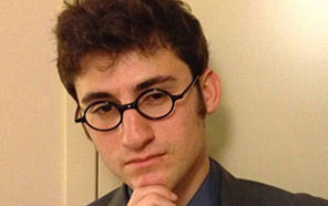 Kfir Dolev, Barry M. Goldwater Scholarship recipient