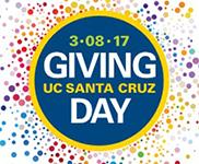 3·08·17 Giving Day UC Santa Cruz