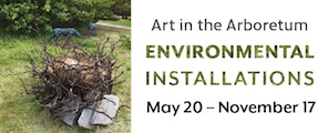 Art in the Arboretum, Environmental Installations
