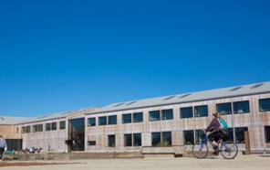 Photo of the Coastal Science Campus