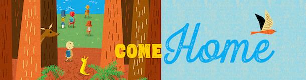 UC Santa Cruz Alumni Weekend 2018 graphic banner.