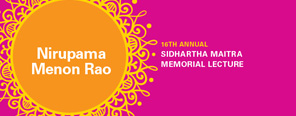 Sidhartha Maitra Memorial Lecture