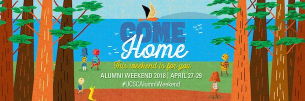 Alumni Weekend 2018 at UC Santa Cruz