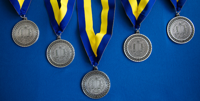 Presidential Chair medals